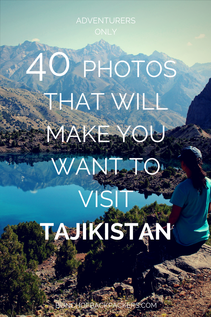 40 PHOTOS THAT WILL MAKE YOU WANT TO VISITTAJIKISTAN