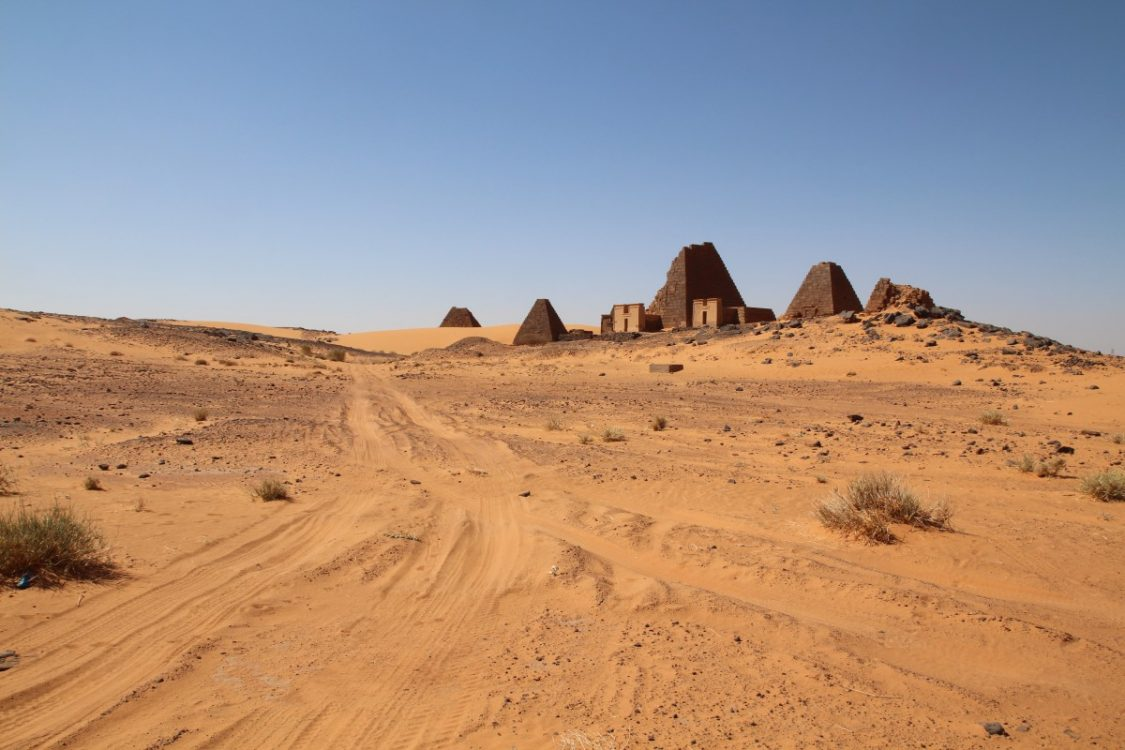 Sudan travel itinerary