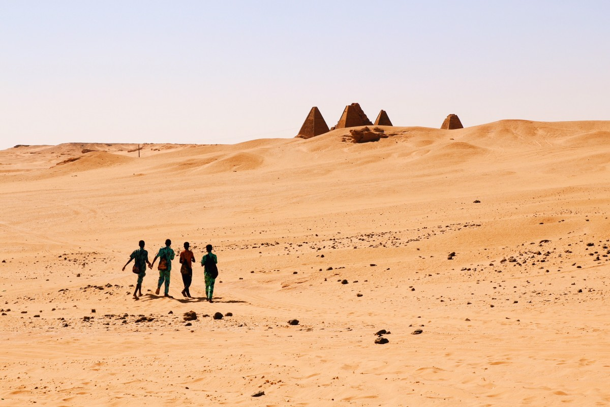 Ultimate Sudan Travel Guide Itinerary Budget And Travel Tips For Backpackers Bunch Of Backpackers