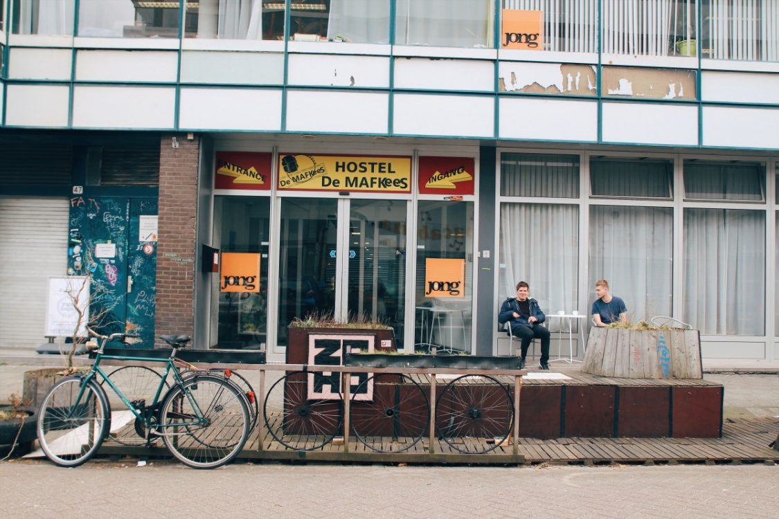 Best Hostels in Rotterdam. Copyright Bunch of Backpackers.