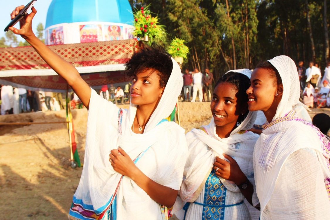 Backpacking Ethiopia. Copyright Bunch of Backpackers.