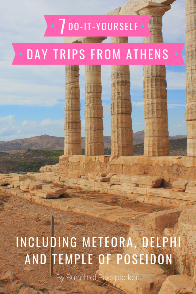 DDaytrips from Athens Greece
