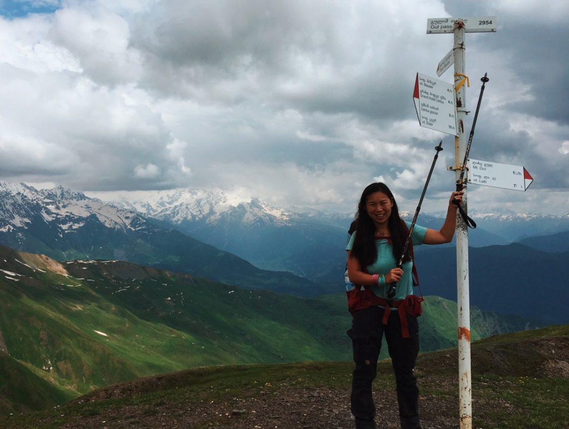 Caucasus trekking guide