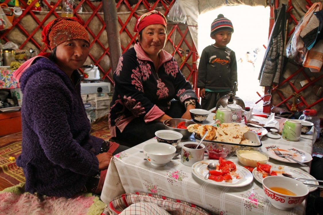 Homestay in Kyrygstan - Responsible travel