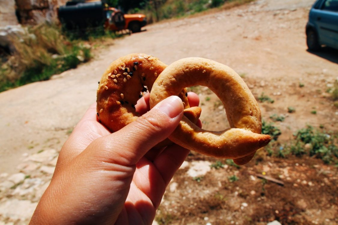 Simit Turkey