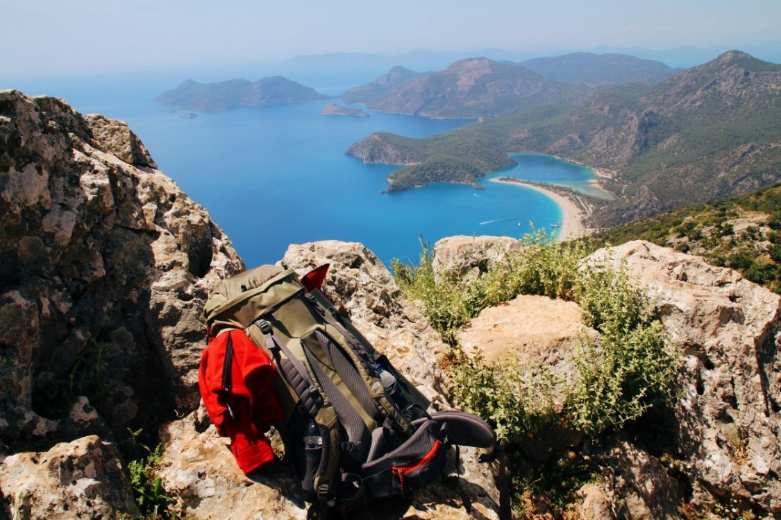 Hiking parts of the Lycian Way was one my favorite things to do in Turkey!