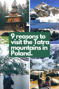 reasons to visit Tatra mountains